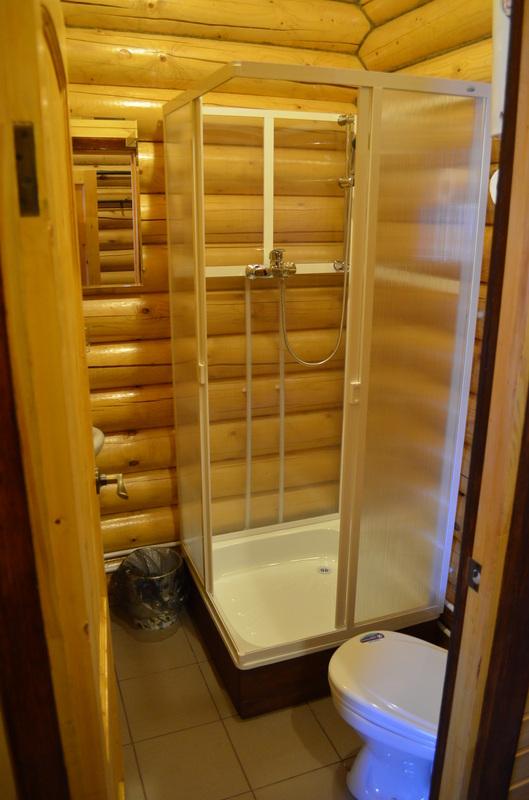 Двухместный с ванной комнатой и миникухней