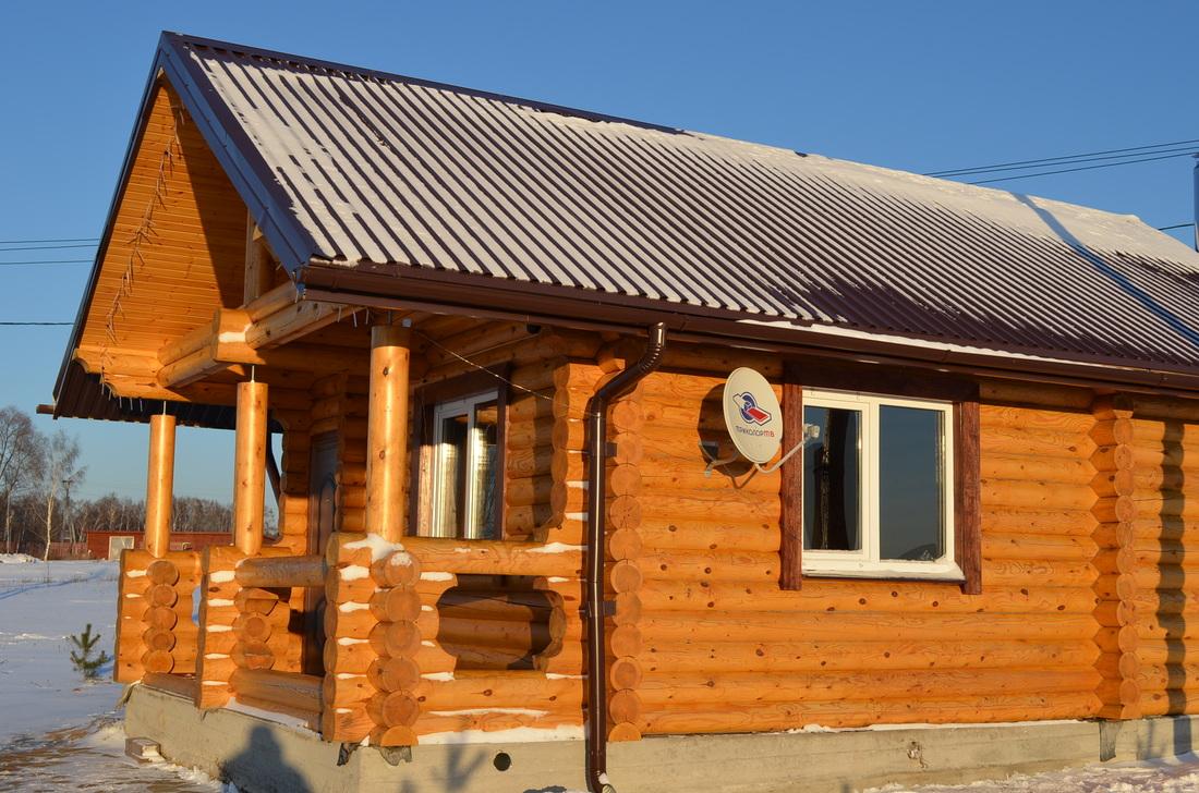 Осетрово Баня-сауна